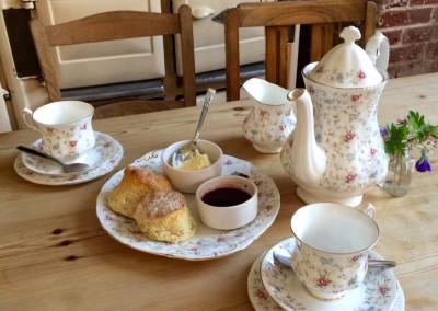 Cream Tea 2015