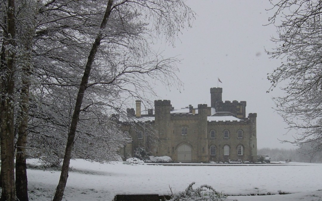 Special Guided Tours of Chiddingstone Castle