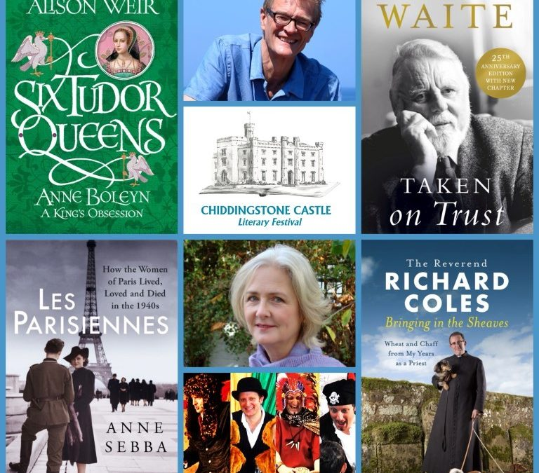 Chiddingstone Castle Literary Festival
