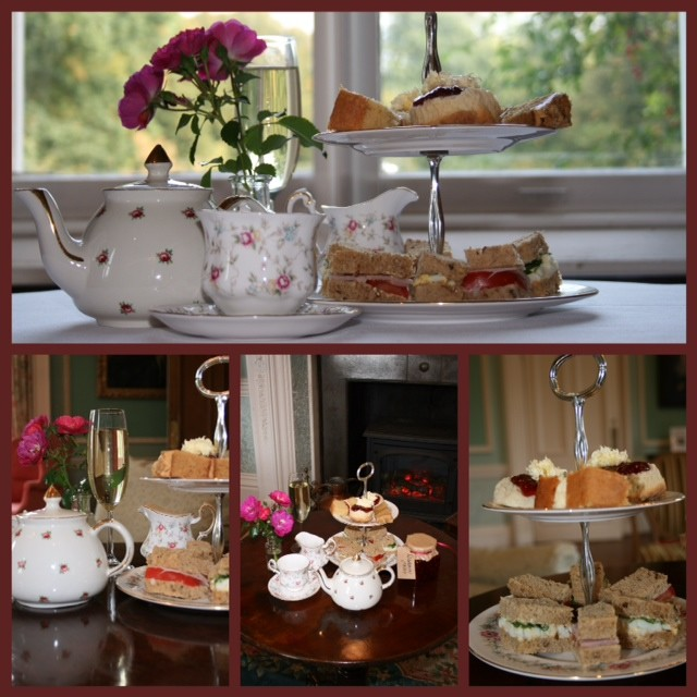 Mothers Day Tea at Chiddingstone Castle