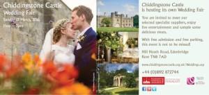 Wedding Fair flyer 2016