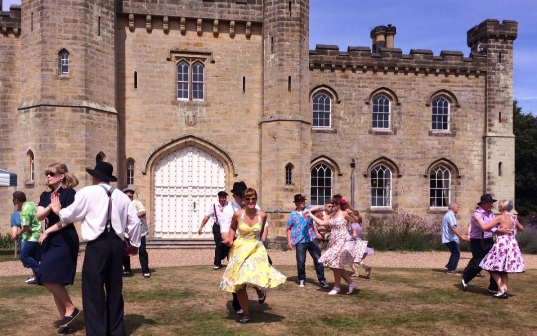 Chiddingstone Castle Vintage Fair