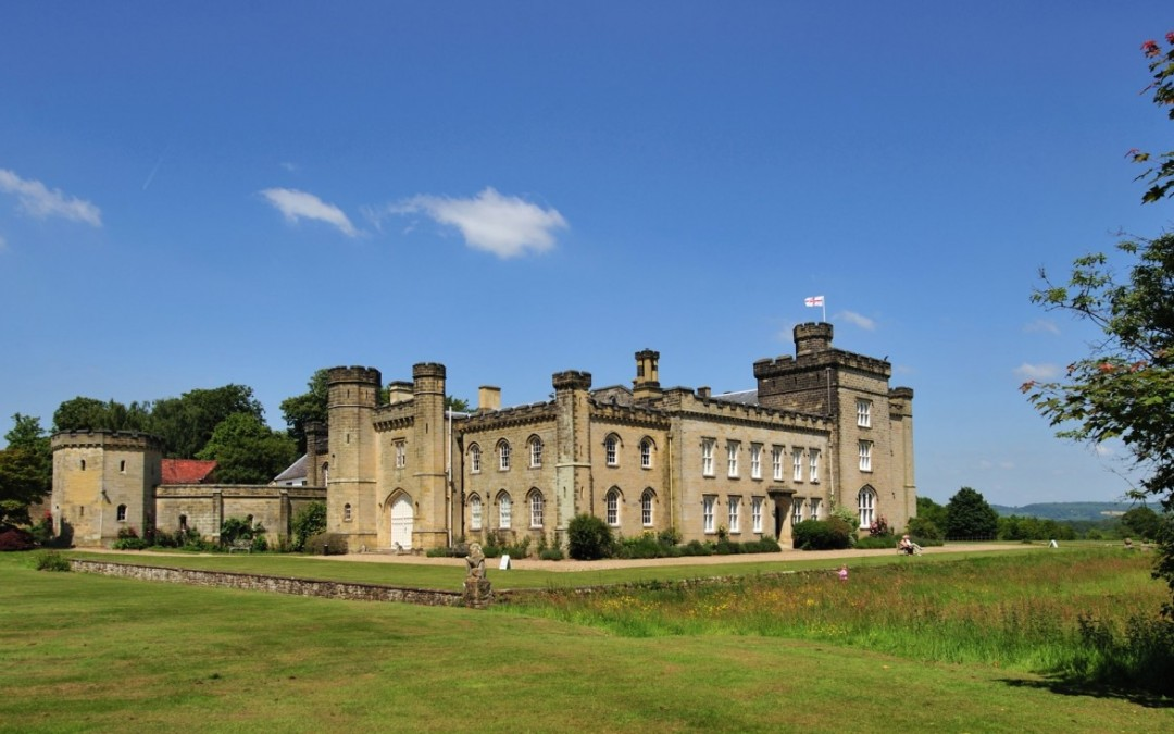 Gift Vouchers at Chiddingstone Castle