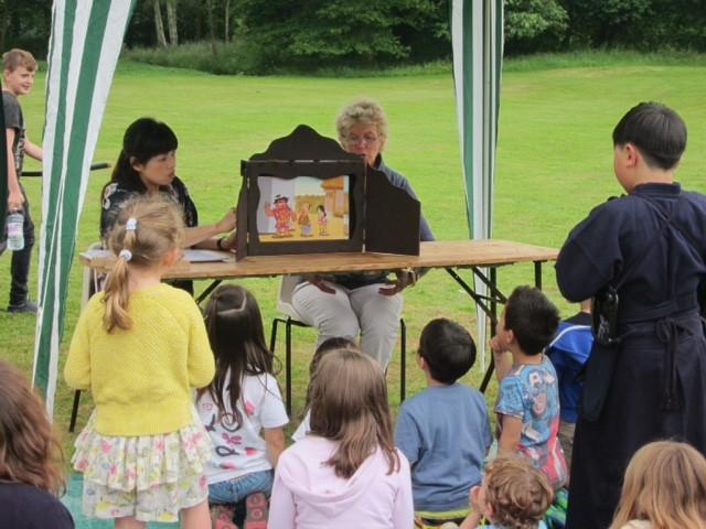 Summer Holiday Family Fun – Japanese Storytelling & Shetland Ponies