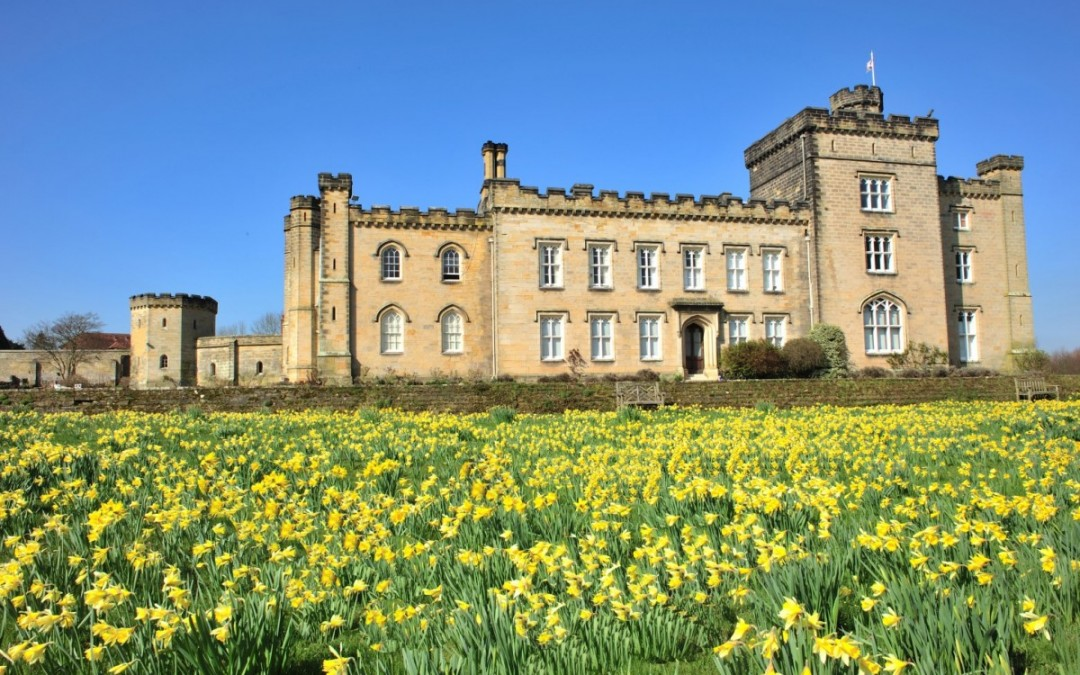 Gift Vouchers at Chiddingstone Castle