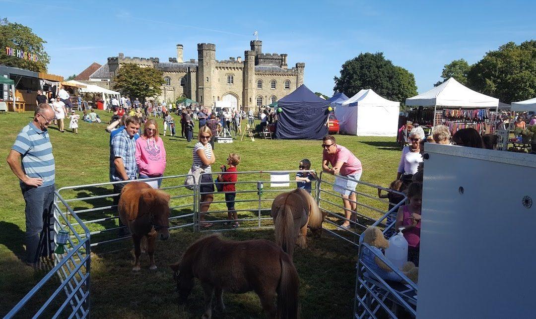 Chiddingstone Castle Country Fair