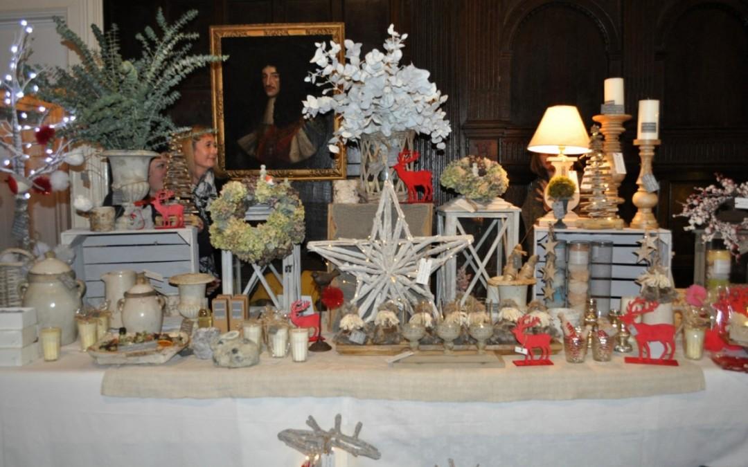 Chiddingstone Castle Christmas Fair
