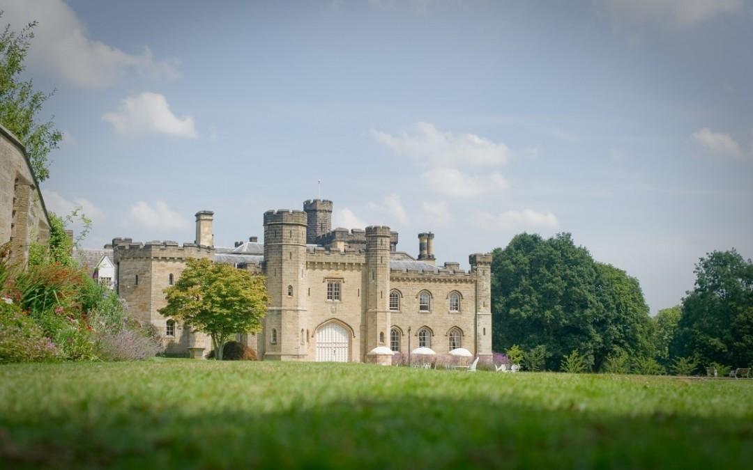 Chiddingstone Castle Wedding Fair
