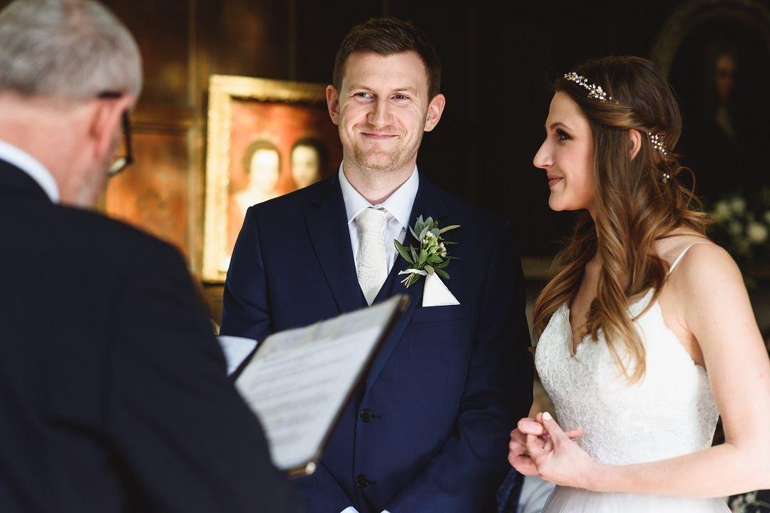 Chiddingstone Castle Weddings - Laura and David 2