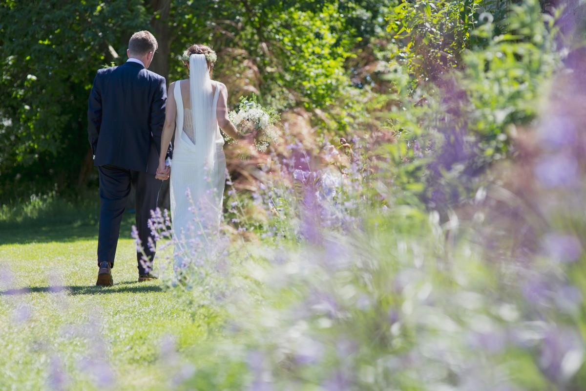Chiddingstone Castle Real Wedding Kent