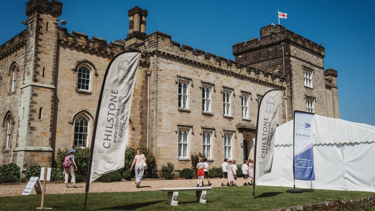 Chiddingstone Castle Literary Festival 2018
