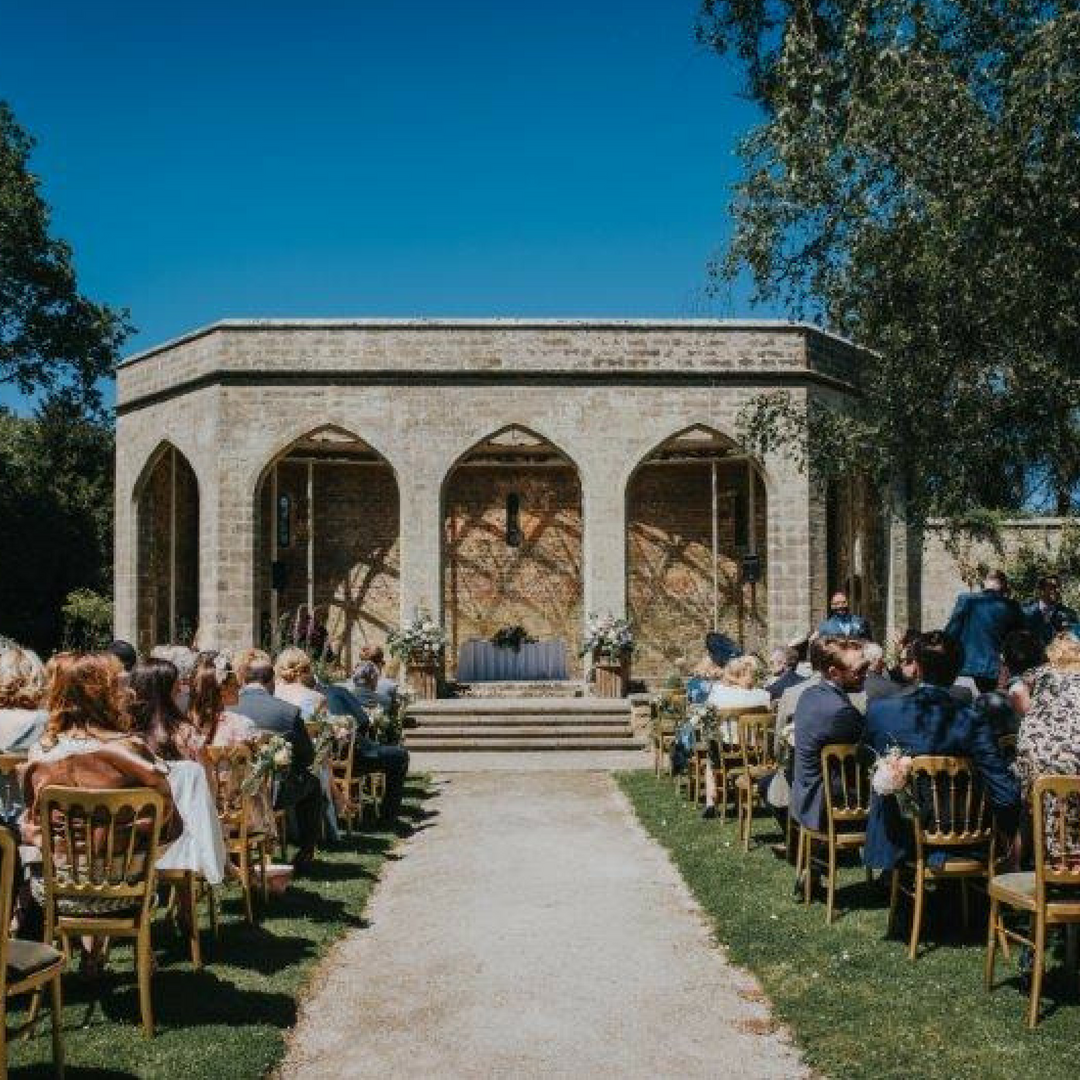 Chiddingstone Castle Kent Wedding Venue