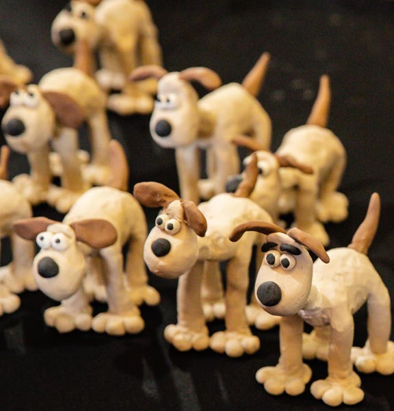 Wallace & Gromit Clay Modelling Workshop