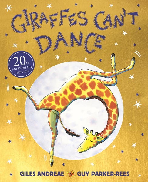 The Big Jungle Dance Birthday Party celebrating 20 years of Giraffes Can't Dance