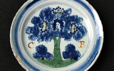 Royal Oak plate