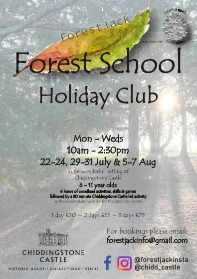 Forest School Holiday Club