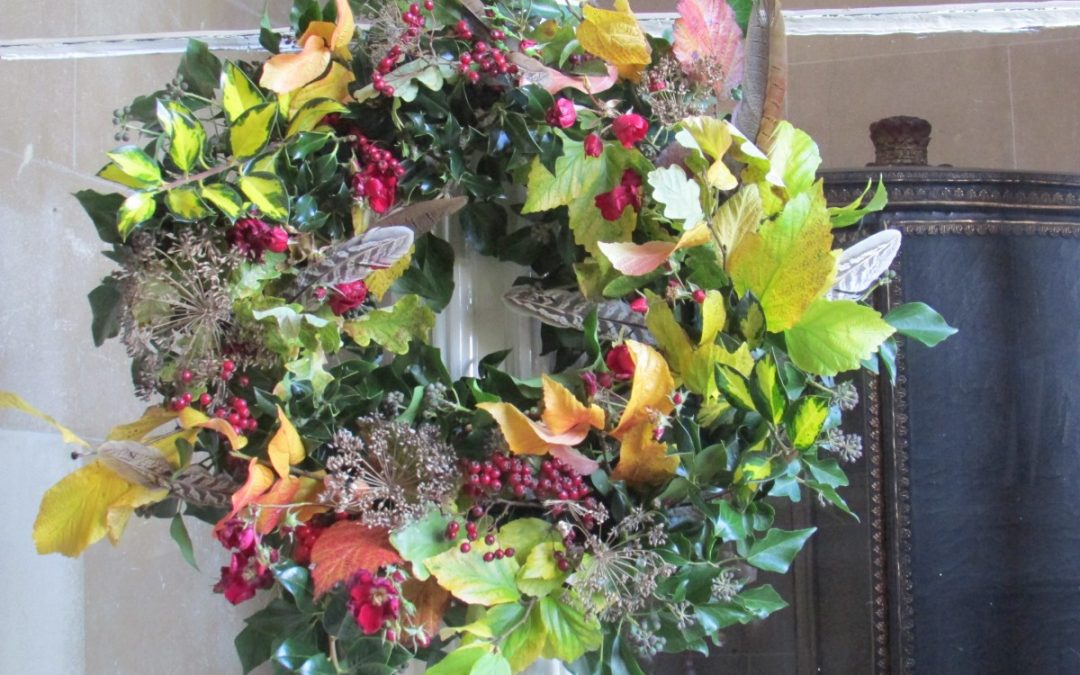 Christmas Wreath Making & Cookery Event