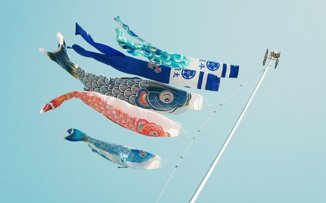 Koinobori Workshop