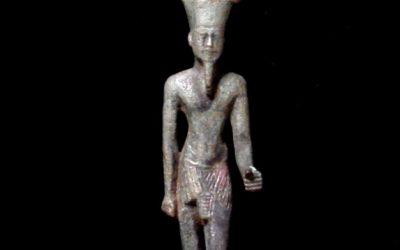Statue of Amun-Ra