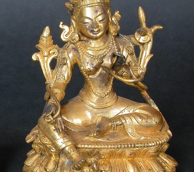 Statue of Tara