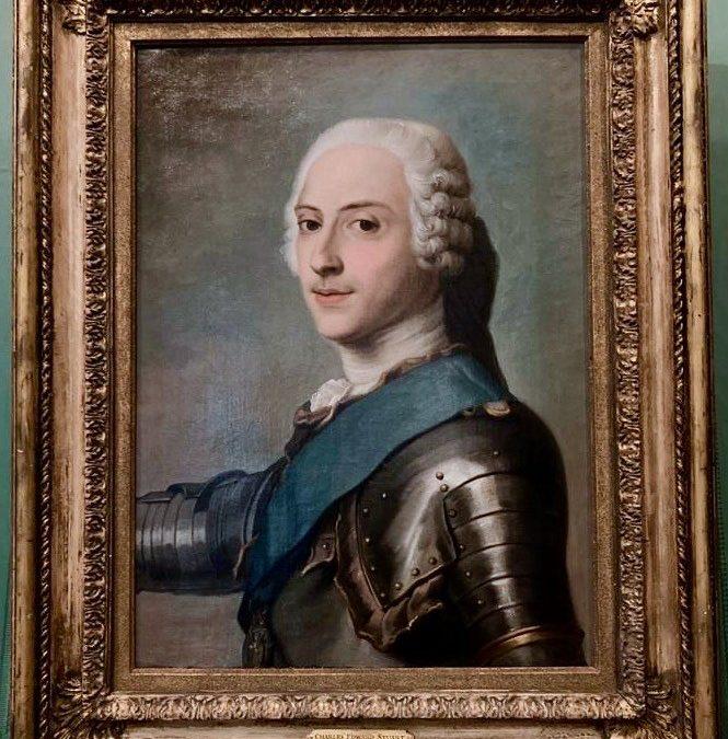 Portrait of Henry Benedict